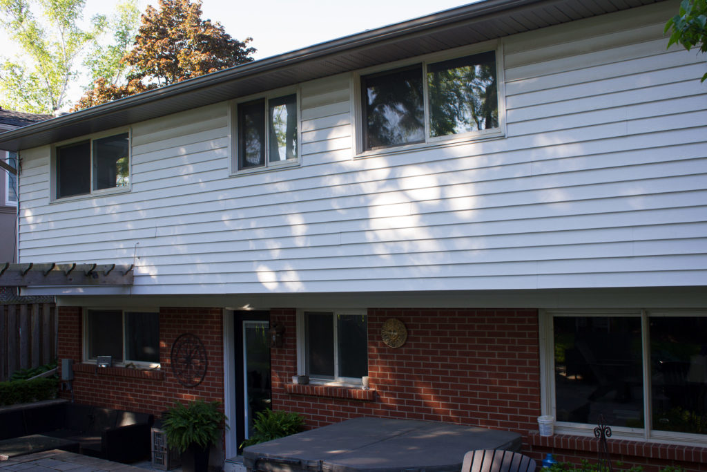 Bow window installation in burlington ontario arcana for Bow window installation